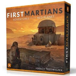 First Martians (Pre-Order) - Boardlandia