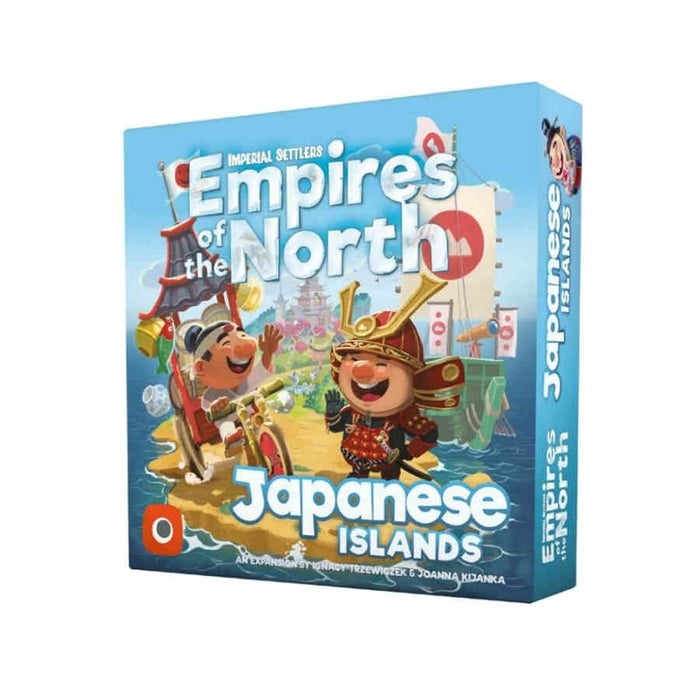Imperial Settlers: Empires of the North Japanese Islands