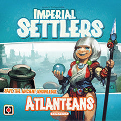 Imperial Settlers: Atlanteans Expansion - Boardlandia