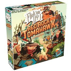 Flick 'Em Up - Red Rock Tomahawk Expansion - Boardlandia
