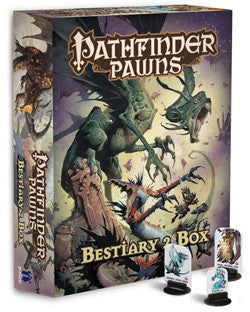 PATHFINDER RPG: BESTIARY 2 BOX - PAWNS COLLECTION