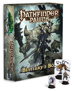 PATHFINDER RPG: BESTIARY 3 BOX - PAWNS COLLECTION