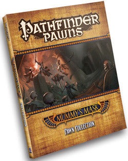 Pathfinder Rpg: Mummy's Mask - Pawns Collection - Boardlandia