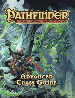Pathfinder Rpg: Advanced Class Guide - Boardlandia
