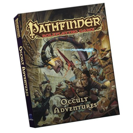 Pathfinder RPG: Occult Adventures - Pocket Edition