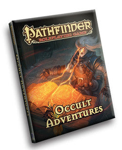 PATHFINDER RPG: OCCULT ADVENTURES - Boardlandia