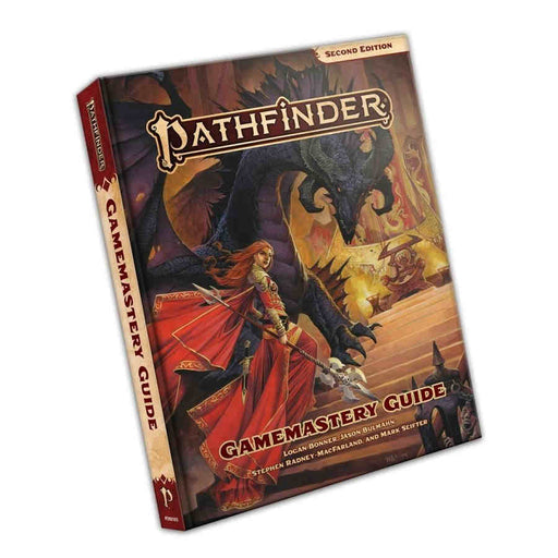 Pathfinder RPG: Second Edition - Gamemastery Guide