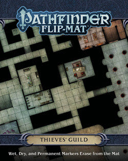 PATHFINDER RPG: FLIP-MAT - THIEVES GUILD