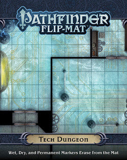 PATHFINDER RPG: FLIP-MAT - TECH DUNGEON