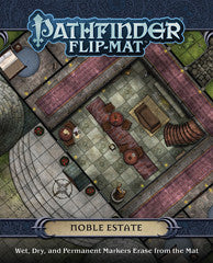 "Pathfinder Rpg: Flip-Mat - ""Noble Estate"" - Boardlandia"