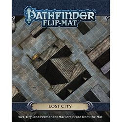 "PATHFINDER RPG: FLIP-MAT - ""LOST CITY"" - Boardlandia"