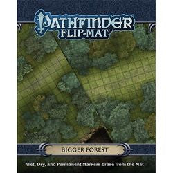 "PATHFINDER RPG: FLIP-MAT - ""BIGGER FOREST"" - Boardlandia"