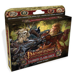 Pathfinder Adventure Card Game: Class Deck - Ranger - Boardlandia