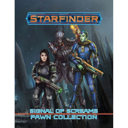 Starfinder RPG: Pawns - Signal of Screams Box