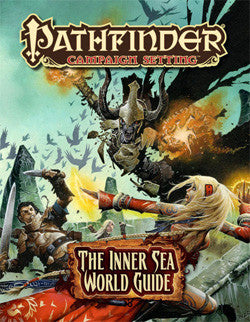 Pathfinder World Guide: Inner Sea [Hardback] - Boardlandia