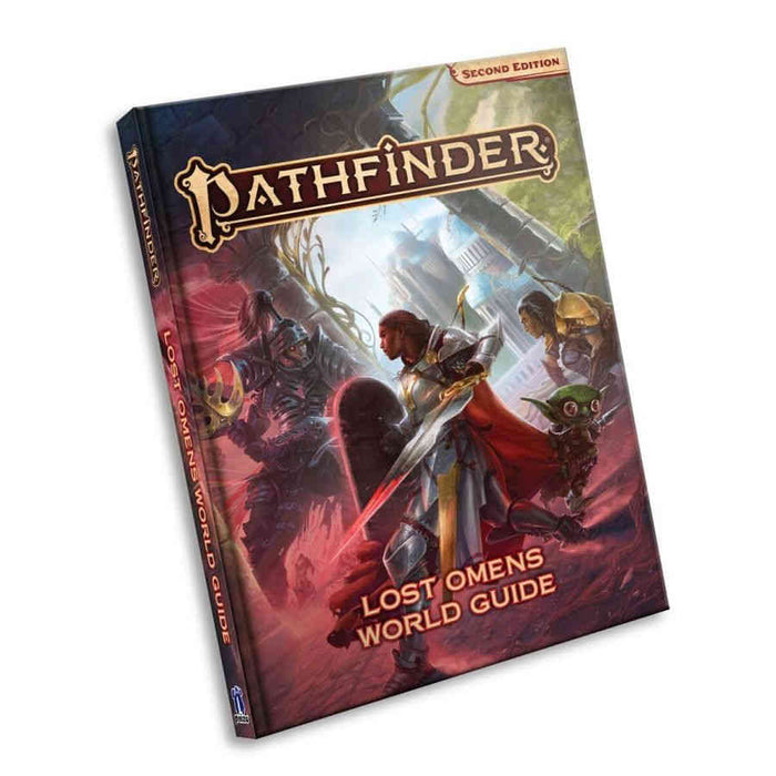 Pathfinder RPG - Second Edition: Lost Omens World Guide