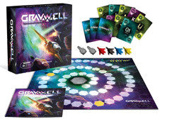 Gravwell: Escape From The 9Th Dimension - Boardlandia