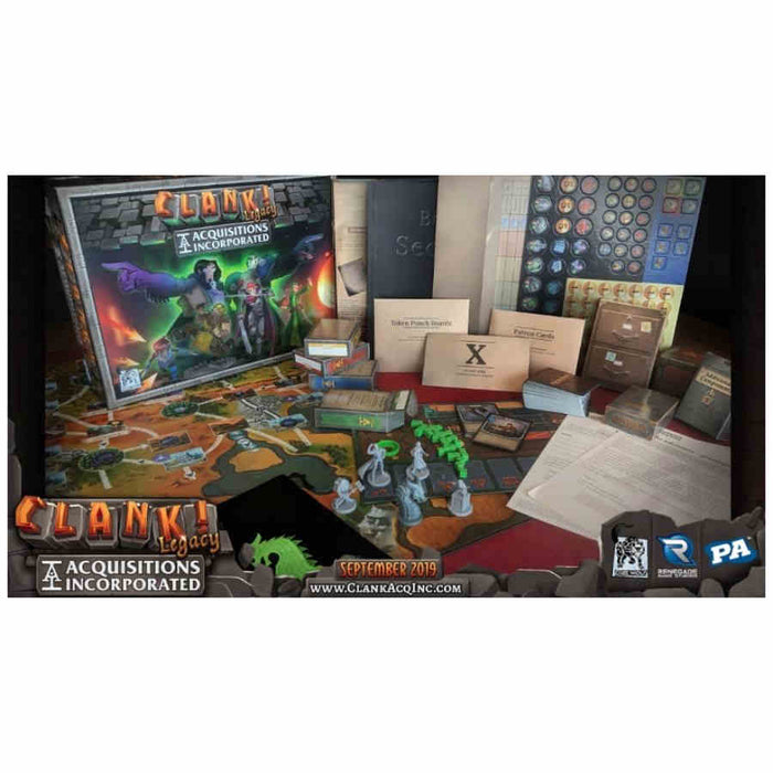 Clank! Legacy Acquisitions Incorporated (Pre-Order)