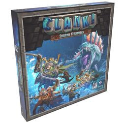 Clank! Sunken Treasures - Boardlandia