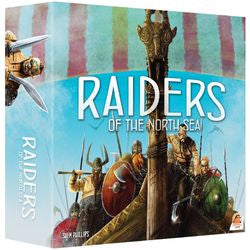 Raiders of the North Sea (Pre-Order) - Boardlandia