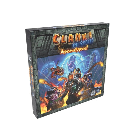 Clank! In! Space! Apocalypse! Expansion