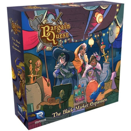 Bargain Quest: Black Market Expansion (Pre-Order)