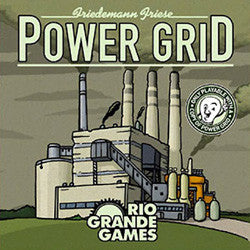 Power Grid - Card Expansion - Boardlandia