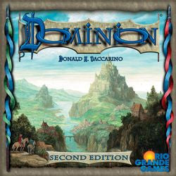 Dominion - Second Edition - Boardlandia