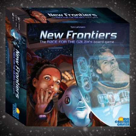 New Frontiers: Race for the Galaxy Board Game