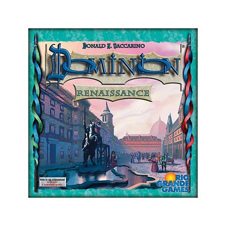 Dominion - Renaissance Expansion