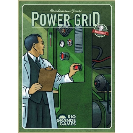 Power Grid Recharged