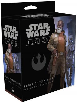 Star Wars: Legion - Rebel Specialists Personnel Expansion (Pre-Order)