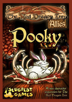 Red Dragon Inn: Allies - Pooky (Red Dragon Inn Expansion) - Boardlandia