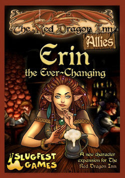 Red Dragon Inn: Allies - Erin The Ever-Changing (Red Dragon Inn Expansion) - Boardlandia
