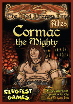 Red Dragon Inn: Allies - Cormac The Mighty Expansion - Boardlandia