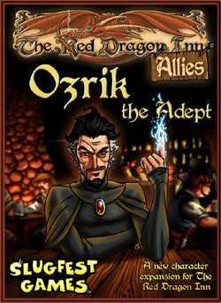 Red Dragon Inn: Allies - Ozrik The Adept Expansion - Boardlandia