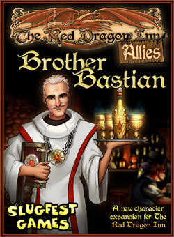 Red Dragon Inn: Allies - Brother Bastian Expansion - Boardlandia