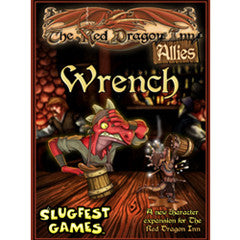 Red Dragon Inn: Allies - Wrench - Boardlandia