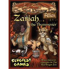Red Dragon Inn: Allies - Zariah The Summoner - Boardlandia