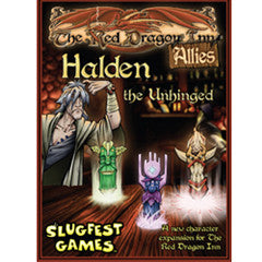 Red Dragon Inn: Allies - Halden The Unhinged - Boardlandia