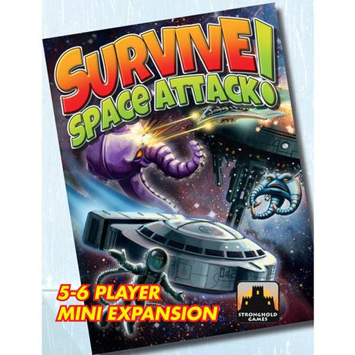 Survive: Space Attack! 5-6 Player Mini-Expansion - Boardlandia