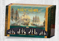 Sails Of Glory Starter Set - Boardlandia