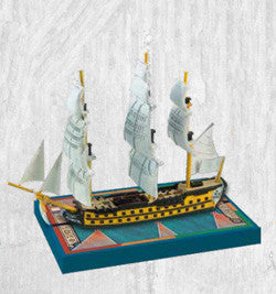 SAILS OF GLORY: COMMERCE DE BORDEAUX 1784 - FRENCH S.O.L. SHIP PACK