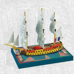SAILS OF GLORY: LE BERWICK 1795-FRENCH S.O.L. SHIP PACK