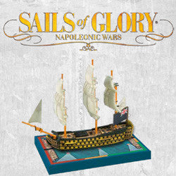 SAILS OF GLORY: HMS ROYAL GEORGE 1788 – BRITISH SOTL SHIP PACK