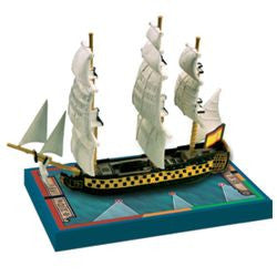 SAILS OF GLORY: REAL CARLOS 1787 / CONDE DE REGLA 1786 - SHIP PACK