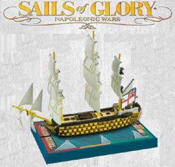 SAILS OF GLORY: HMS VICTORY 1765 (1805) SPECIAL SHIP PACK