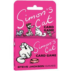 Simon's Cat Card Game - Boardlandia