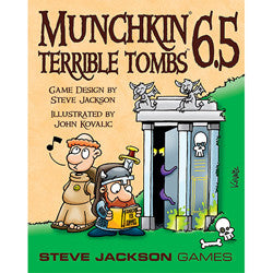 Munchkin 6.5: Terrible Tombs - Boardlandia