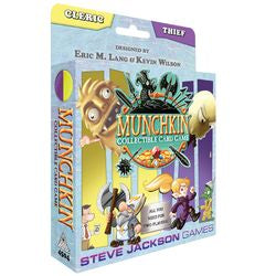 Munchkin CCG: Starter Set - Cleric and Thief